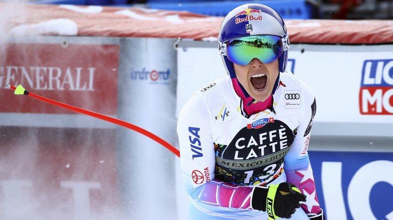 Ski alpin – Coupe du monde: dernière saison pour l'Américaine Lindsey Vonn