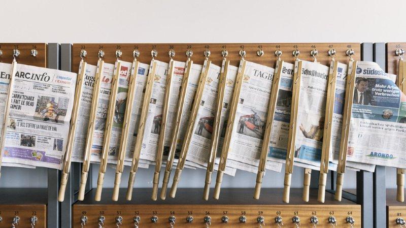 Revue de presse: succession Leuthard, dépendance au smartphone ou harcèlement à l'EPFL, les titres de ce dimanche