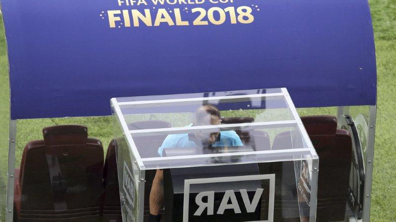 Introduite au plus haut niveau lors de la récente Coupe du monde en Russie, la VAR va probablement s'imposer en Suisse aussi.