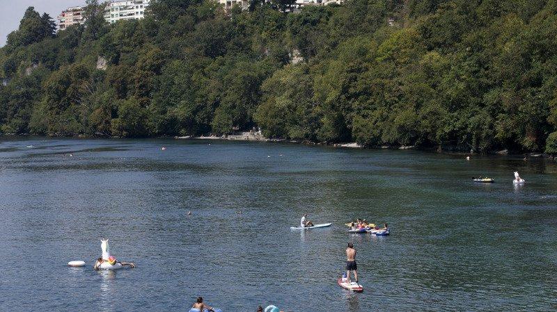 Noyade: 37 personnes sont mortes dans les eaux suisses en 2018