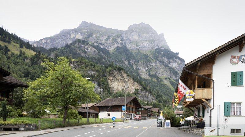 Berne: ravagé en 1947, l'ancien dépôt de munitions du Mitholz menace toujours d'exploser