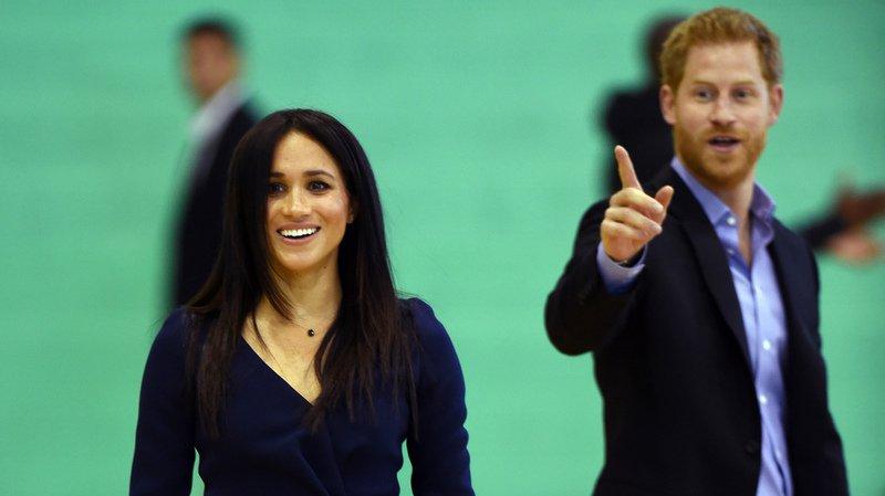 Meghan, l'épouse du Prince Harry, est enceinte.