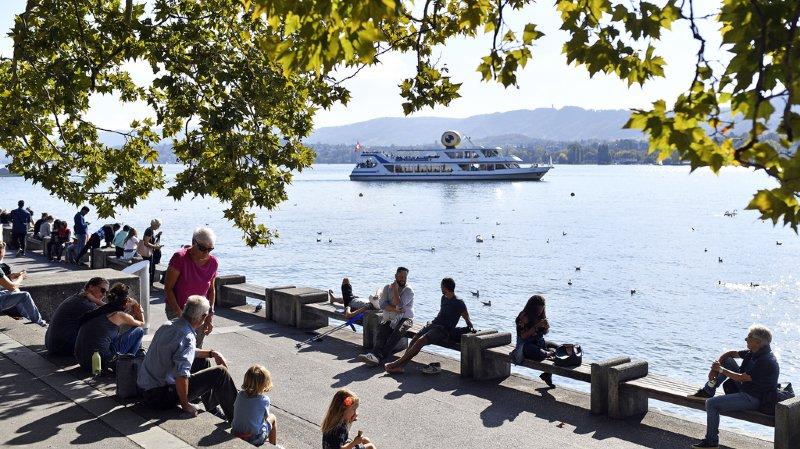 Météo: il fera 10 degrés de trop dans plusieurs régions de Suisse ce vendredi