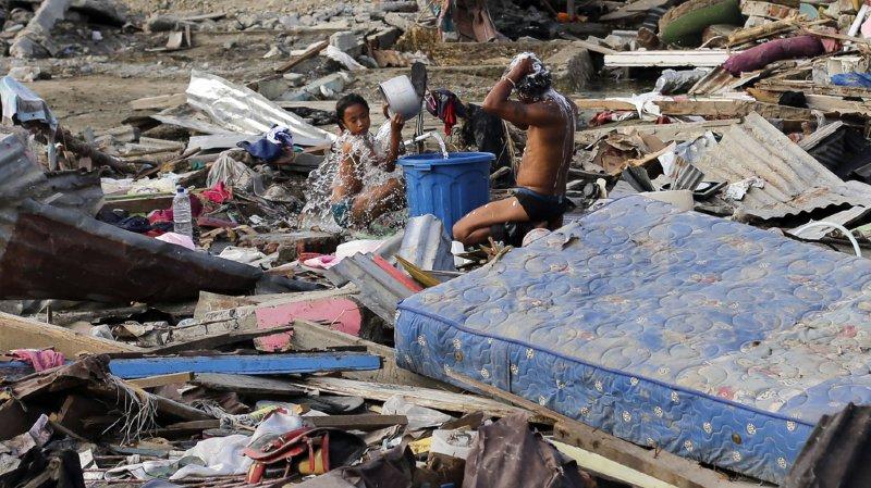 Journée de solidarité en Suisse pour les victimes du tsunami en Indonésie, cap des 4 millions franchi à 21h