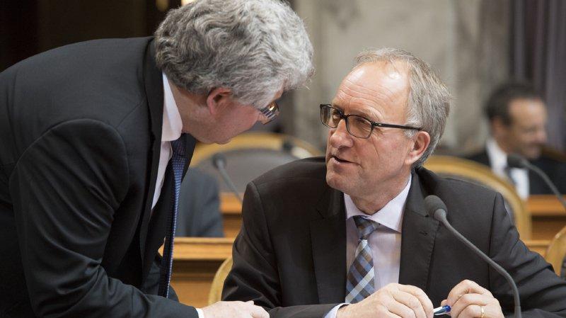 Succession Leuthard: le conseiller aux Etats zougois Peter Hegglin est candidat