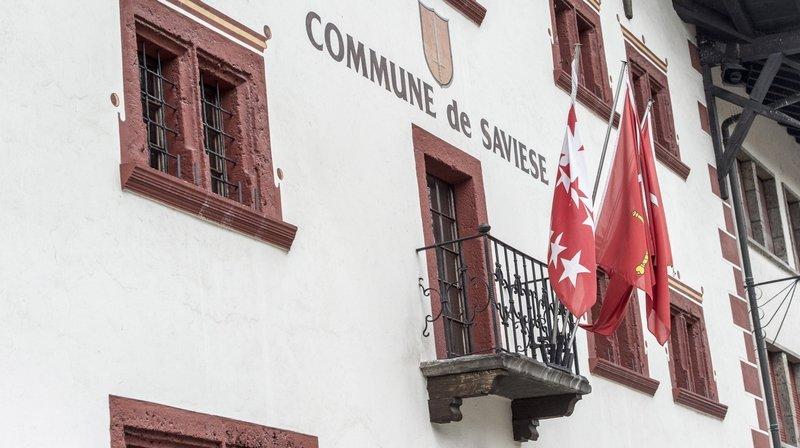 Savièse: pas de Conseil général avant la constituante