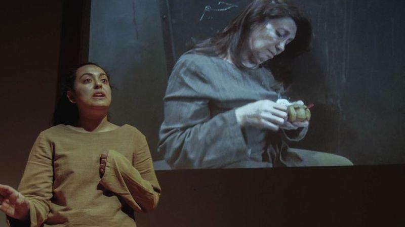 Une pièce qui raconte le destin d'une Syrienne emprisonnée dans son pays avant de connaître l'exil.