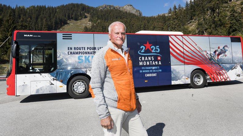 Crans-Montana a pratiquement terminé son dossier de candidature pour les Mondiaux de ski