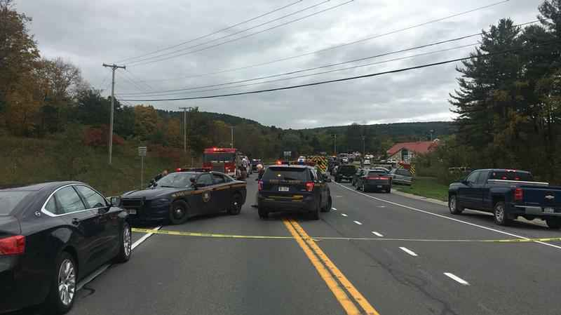 Etats-Unis: vingt morts dans l'accident d'une limousine à New York