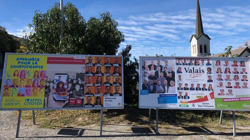 La constituante: une épopée citoyenne en Valais