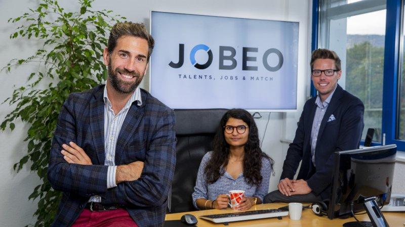 Marché du travail: Jobeo introduit l'intelligence artificielle dans la recherche d'emploi