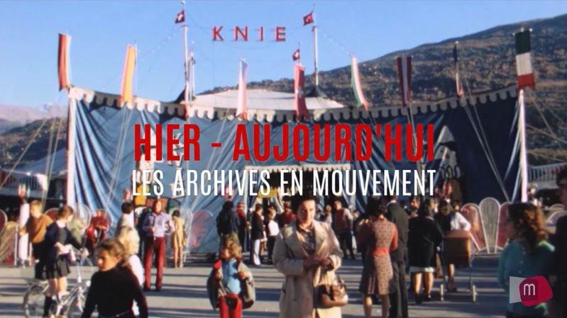 Les Archives en mouvement: le Knie, quel cirque!