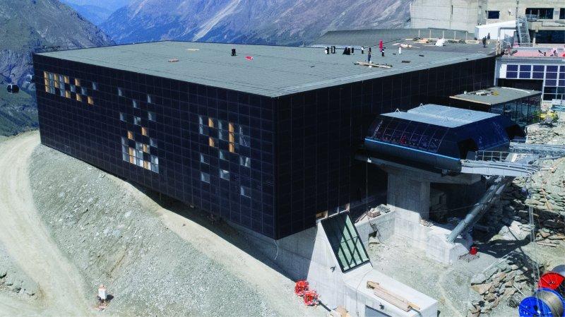 Zermatt: la nouvelle télécabine du Petit Cervin récompensée au Prix solaire suisse 2018