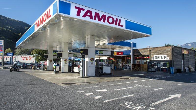 Les employés de stations-services Tamoil sous pression