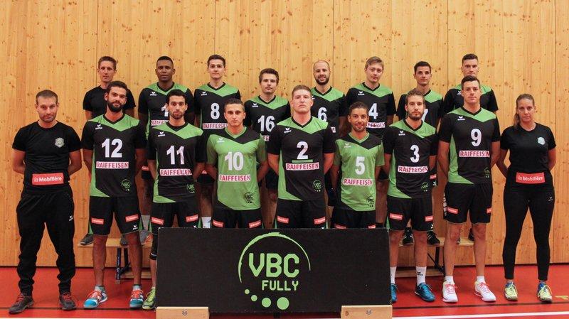 Volleyball: le VBC Fully vise le maintien avec ses moyens et sans faire de folies