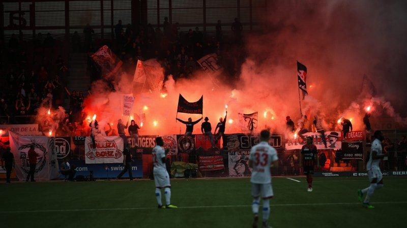 Echauffourées au terme du match entre Xamax et le FC Sion