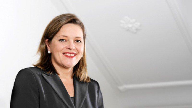 Succession Leuthard: la conseillère d'Etat uranaise Heidi Z'graggen première candidate officielle