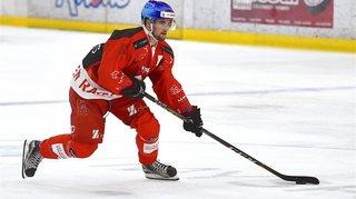 Hockey: le HCV Martigny jouera pour la première fois de la saison à Sion, face à Thoune