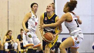 Basket: Hélios a su faire douter Troistorrents