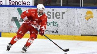 Hockey: le HC Valais Chablais n'a pas digéré le derby