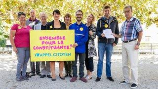 Constituante: dix-sept candidats Appel citoyen à Monthey