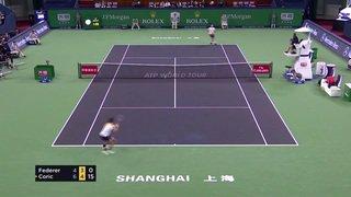 Federer éliminé au Masters 1000 de Shanghai