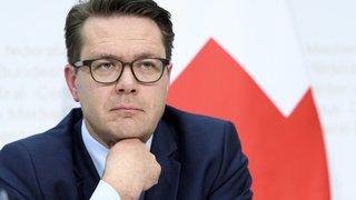 Conseil fédéral: deux candidats en moins à la succession de Leuthard et de Schneider-Ammann