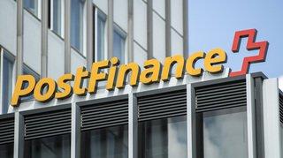 """Postfinance augmente les prix de ses prestations à cause d'un """"environnement économique difficile"""""""