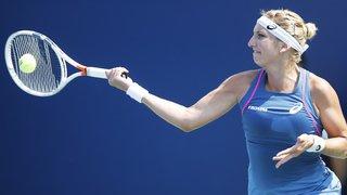 Tennis - Tournoi WTA de Tianjin: Bacsinszky bat Misaki Doi et se qualifie pour les quarts