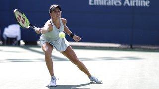 Tennis - Luxembourg: Belinda Bencic bat Dayana Yastremska et s'offre une finale