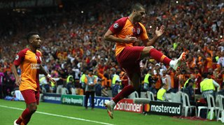 Football: Derdiyok sauve Galatasaray en signant l'égalisation