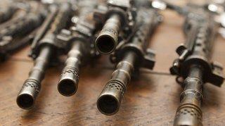 Les exportations d'armes connaissent une forte augmentation cette année