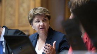 Une condamnation judiciaire empoisonne les ambitions de Viola Amherd pour le Conseil fédéral