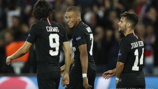 Football - Ligue des champions: le match PSG - Etoile Rouge de Belgrade (6-1) était-il truqué?