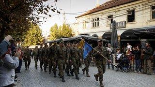 Kosovo: après 10 ans d'indépendance, le pays se lance dans la création de sa propre armée