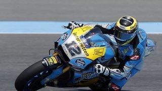 Moto - GP de Thaïlande: Lüthi seulement en 22e position, la pole pour Marquez malgré une chute