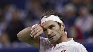 Tennis:  Roger Federer battu en deux sets par le Croate Coric en demi-finale à Shanghai