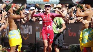 Ironman d'Hawaï: quatrième victoire et record pour la Soleuroise Daniela Ryf