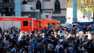 Allemagne: les otages de la gare centrale de Cologne ont été libérés par la police