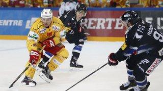 Hockey - National League: Fribourg Gottéron domine Bienne, Lausanne s'incline face à Ambri
