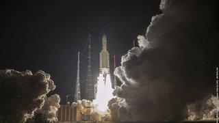 Espace: lancement d'un satellite pour étudier Mercure