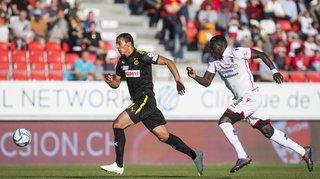Super League: le FC Sion neutralisé par Grasshopper à Tourbillon