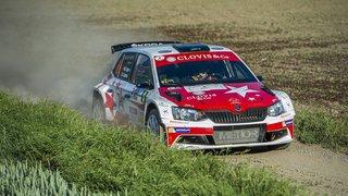 Le Rallye du Valais obtient la finale de l'European Rally Trophy en 2019