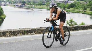 Triathlon: Joanna Ryter est championne du monde de sa catégorie