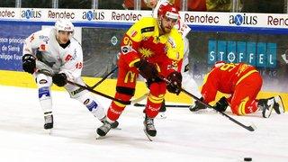 Le HC Sierre s'est imposé 3-1 contre Valais-Chablais