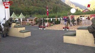 Foire du Valais: le comptoir, le plus bel endroit pour faire son école de recrue?