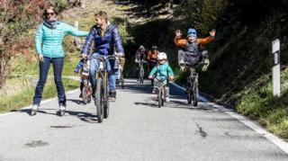 Val d'Anniviers: Boug'&Vous pour votre santé sur un parcours de 6,5 kilomètres
