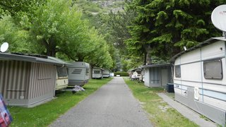 Mercure: le camping de Brigerbad partiellement pollué