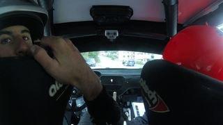 Rallye du Valais: une spéciale au coeur du cockpit de l'équipage valaisan Devanthéry et Zuber entre Chalais et Nax