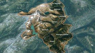 Bas-Valais: en route vers un nouveau parc naturel régional